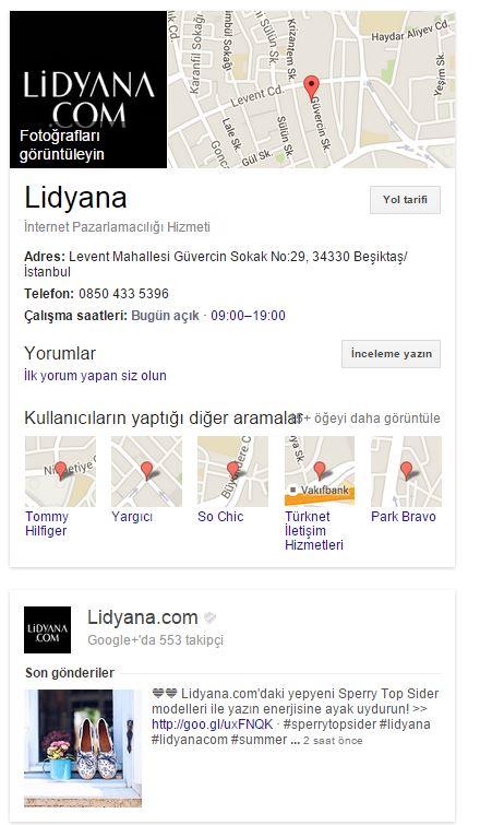 Lidyana G+